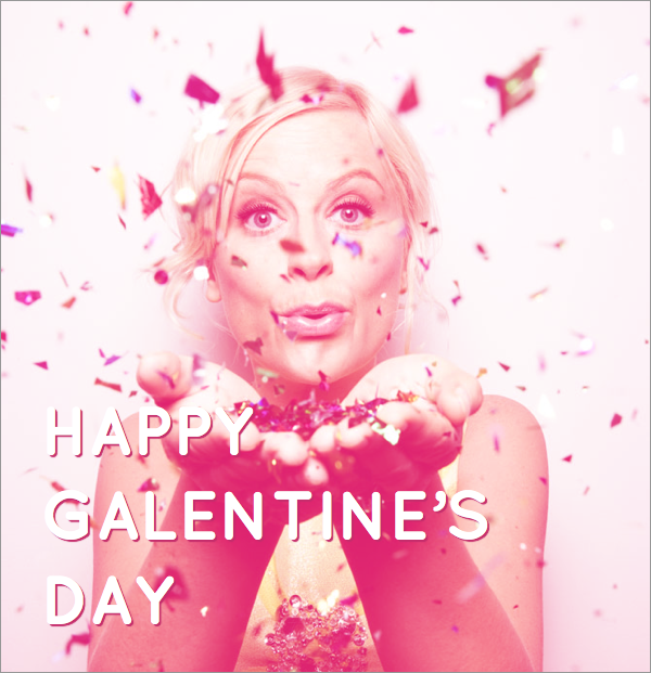Happy Galentine's Day! | HungryHeart.se