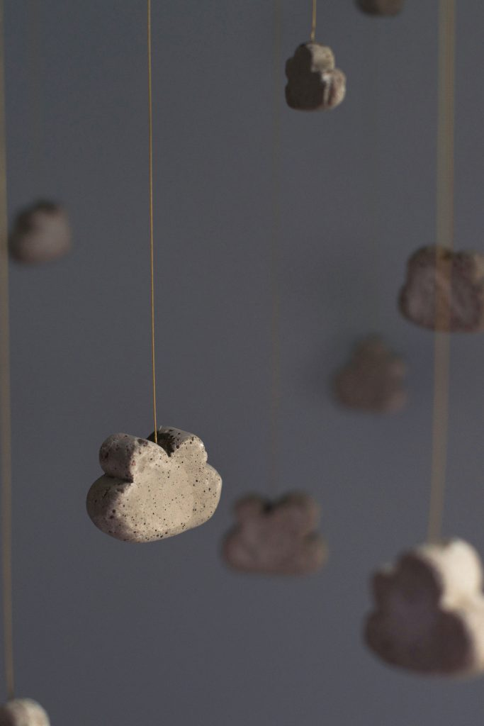 DIY Cloud Mobile | HungryHeart.se