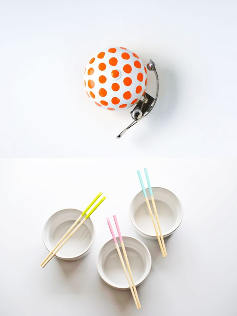 10 DIYs with color and paint | HungryHeart.se
