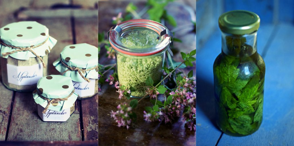 3 Recipes for Leftover Herbs | HungryHeart.se