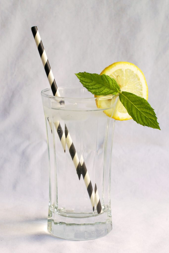 Mint Lemonade Recipe | HungryHeart.se