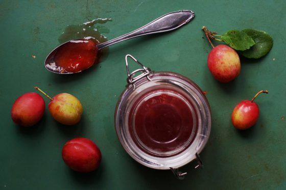 Plum Marmalade with Port and Star Anise Recipe | HungryHeart.se