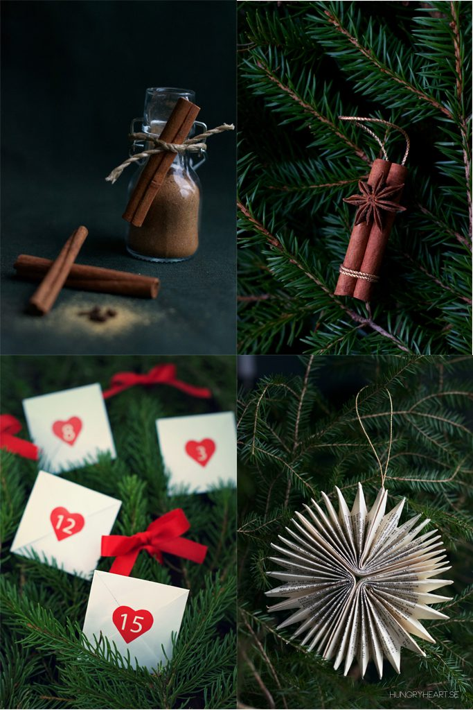 20 Christmas DIYs | Hungry Heart
