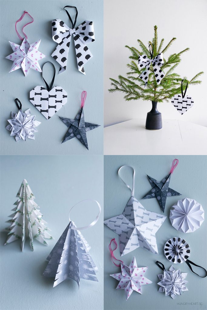 10 DIY Origami Ornaments | Hungry Heart